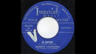Gilberto Valenzuela - El Raton - Imperial 644-a