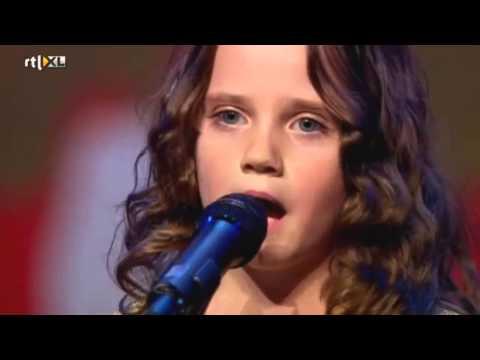 9-latka śpiewa arię operową w holenderskim Mam Talent [NAPISY PL]
