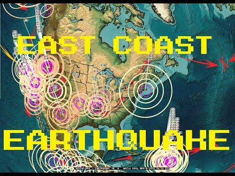 11/08/2020 -- Rare EAST COAST USA EARTHQUAKE -- Massachusetts M4.0