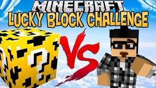 LUCKY BLOCK SPOTTED VS MINECRAFT NEWS ! | LUCKY BLOCK CHALLENGE |[FR]