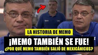 ¿Por qué Memo también salió de Mexicánicos? / La Historia de Memo ¿Cómo llegó con Martín Vaca?
