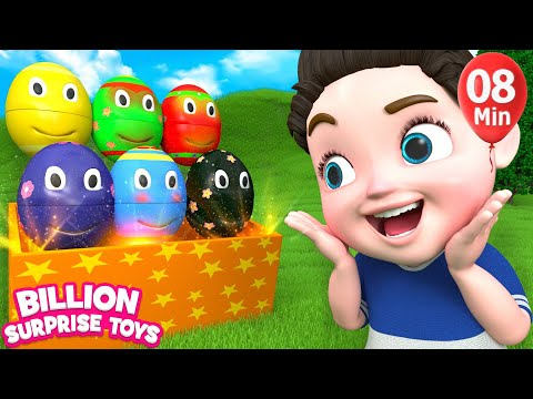 Nursery Rhymes For Babies 3d Nursery Songs  pilation From Billion Surprise Toys f5WDh4uAXqClgn4 on junior oscar oasis