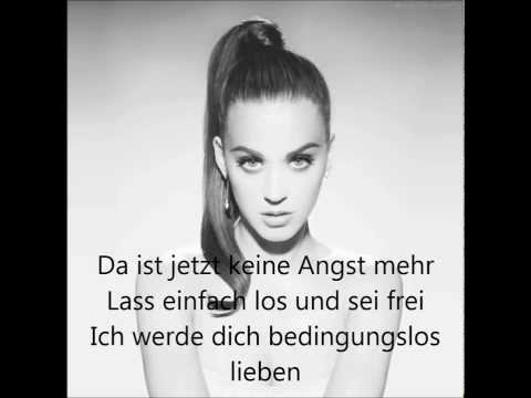 Baixar Katy Perry Unconditionally mit deutscher Übersetzung
