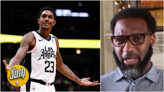 Tracy McGrady on Lou Williams outside the bubble: Why is this even a story? | The Jump