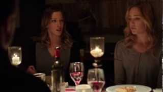 Arrow 2x14 - Family Dinner