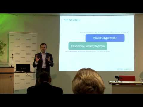 Press Conference at Embedded World 2015