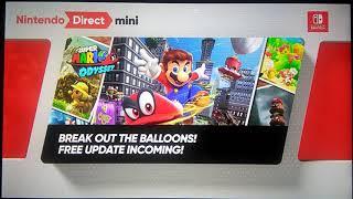 Super Mario Odyssey - Luigi's Balloon World Mode Might be Broken... in a good way