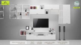 Modular Wall and TV units
