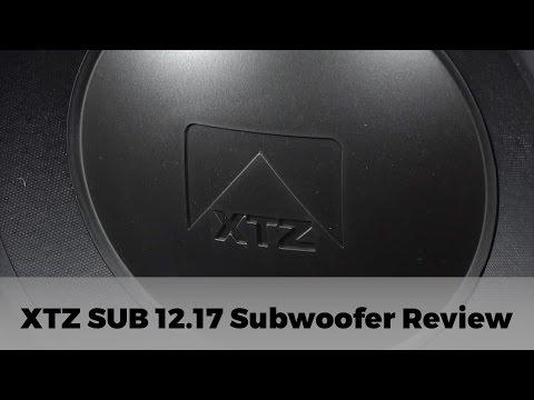 XTZ Sub 12.17 Subwoofer Review