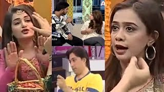 Best of Pakistani Morning shows fight on LIVE TV! | PakiXah