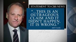 "Jeff Fager fired from CBS ""60 Minutes"""