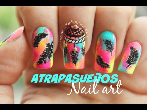 Decoracion De Unas Libelula Dragon Fly Nail Art Libelula Facil