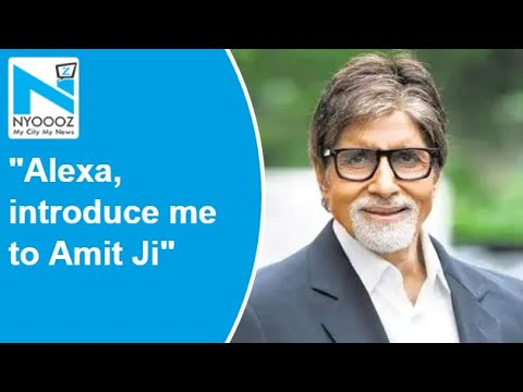 Amitabh Bachchan's voice goes live on Amazon's Alexa