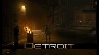 Deus Ex: Human Revolution - Detroit Back Alleyways (1 Hour of Music)