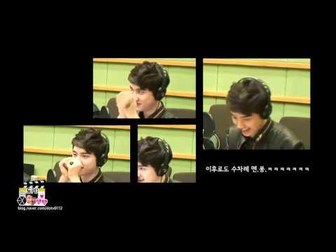 120514 홍진경의 2시 Radio EXO-K 도경수 모음 (D.O. cut)