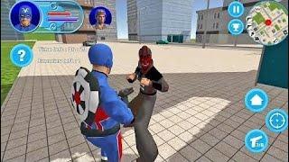 ►Danita Gaming◄ ► Superhero: American Soldier - Android IOS gameplay trailer ◄