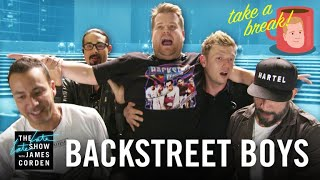 Take a Break: Backstreet Boys in Las Vegas