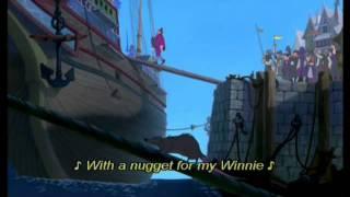 The Virginia Company + Reprise - Pocahontas (lyrics)