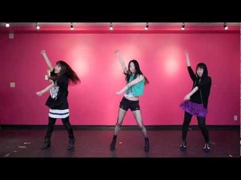 【S-HOLiC】f(x) NU ABO を踊ってみた dance cover