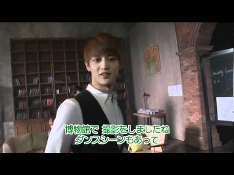 [full ver.]「SHINee - Sherlock」「Music Video Shooting Sketch」