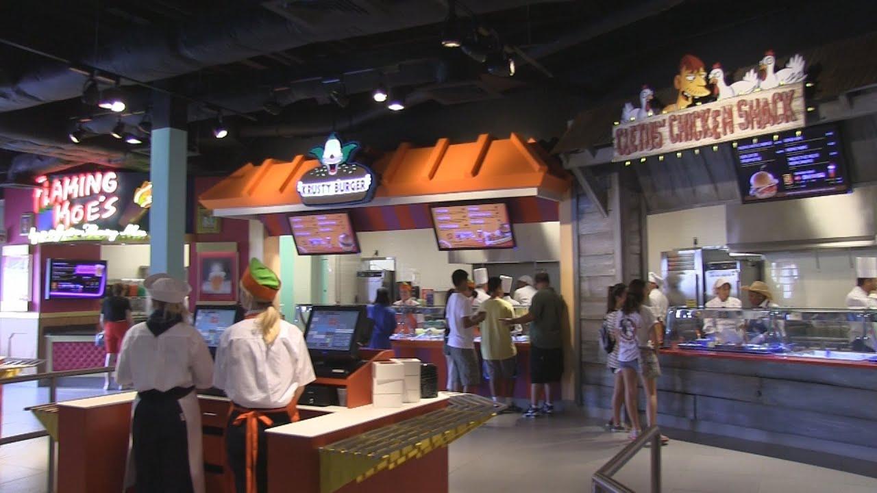 Fast Food Hollywood Florida