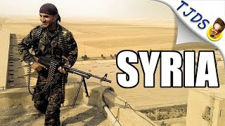 NSA Reveals Why US Is In Syria