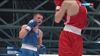 Омские боксеры завоевали 10 медалей на турнире имени Алексея Тищенко