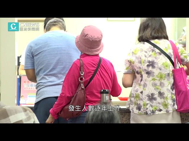 【有影】人口快速老化竟爆「老來癌」現象! 台灣人這種血癌竄升4倍