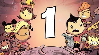 EVERYTHING HAS CHANGED!! | Oxygen Not Included - Part 1