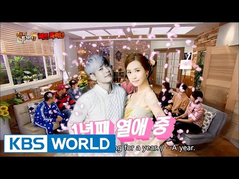 SEVEN, talks about 'the happening' in the past [Happy Together / 2016.10.20]