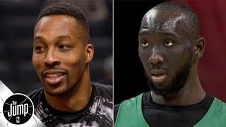 Dwight Howard, Joakim Noah or even Tacko Fall to the Lakers? | The Jump