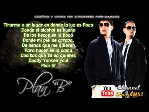 Llevo Tras De Ti [Con Letra] - Plan B Ft. Daddy Yankee (Original) Letra / Lyrics
