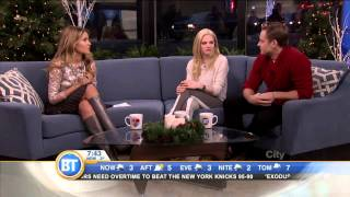 Into the Woods stars Billy Magnussen and Mackenzie Mauzy