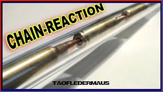 Pointed Bullets in Tube Mags are  DANGEROUS - Myth or Fact?