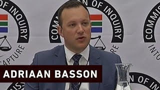 'I will kill you if you tell anyone' - Basson on threats from Bosasa