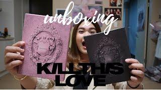 [UNBOXING] BLACKPINK 2nd Mini Album 'KILL THIS LOVE' (Indonesian BLINK)