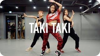 Taki Taki - DJ Snake ft. Selena Gomez, Ozuna, Cardi B / Minyoung Park Choreography