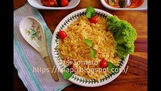 Nasi Tomato Mudah Dan Sedap
