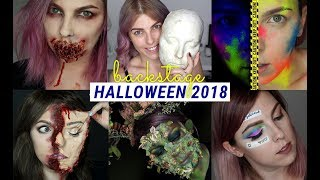 GetTheLouk - Zákulisí Halloweenských Tutorialů | 2018 - Zdroj: