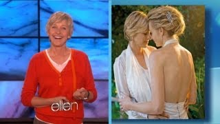 Memorable Moment: Ellen's Wedding Monologue!