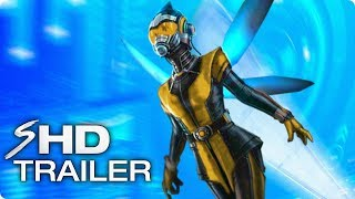 ANT-MAN AND THE WASP Official Trailer NEW (2018) Ant-Man 2 Paul Rudd Marvel Movie HD