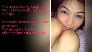 Crush - Hambog Ng Sagpro Krew ft. Cue C Lyrics [kishia]