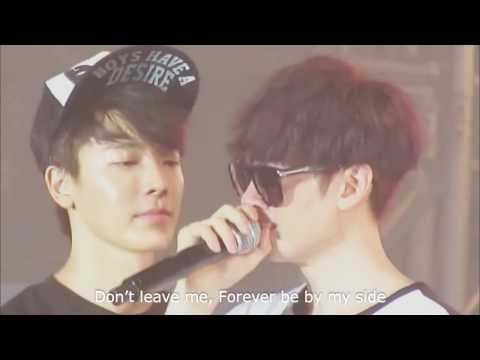 [Part 41] HaeHyuk/EunHae sweet moments - Don't push me away
