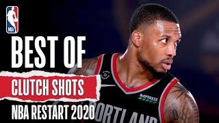 Top CLUTCH Shots From NBA Restart 2020!