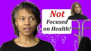 Jillian Michaels Keto Rant - Where NOT to Get Health Information