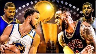 2017 NBA Finals Promo - Cavaliers VS Warriors