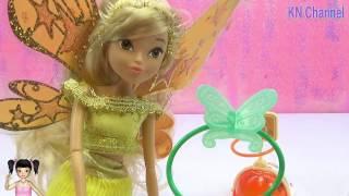 Thơ Nguyễn -Búp bê bốc trứng bất ngờ với Winx Stella