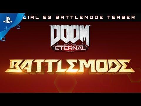 DOOM Eternal – Battlemode Multiplayer Teaser | PS4