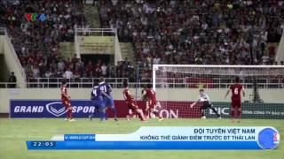 """Việt Nam - Thái Lan (0-3) Kiatisak đã đưa Miura và Công Vinh qua cơn """"Ảo tưởng"""""""