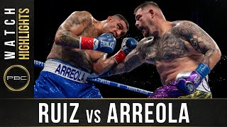 Ruiz vs Arreola HIGHLIGHTS: May 1, 2021 - PBC on FOX PPV